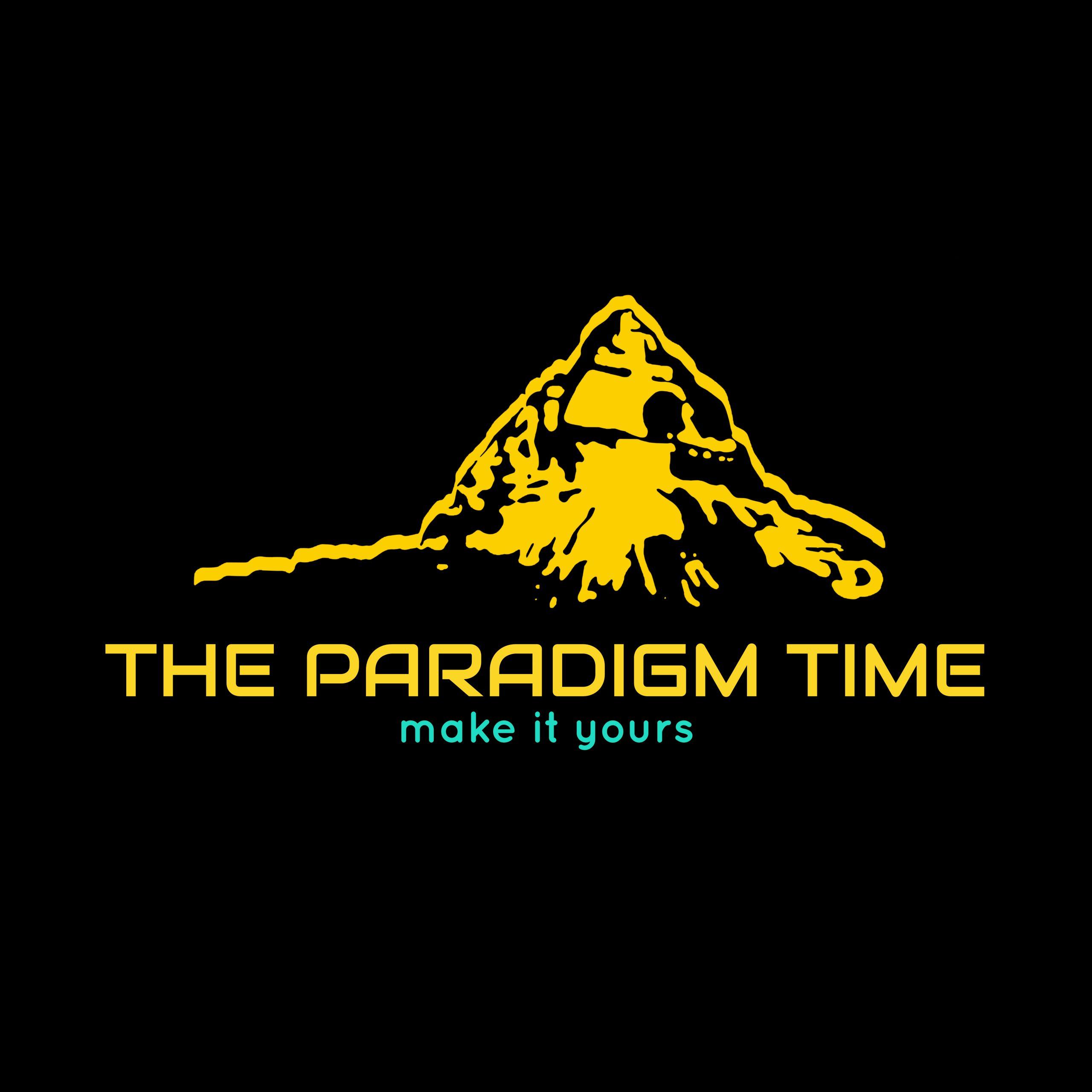 Paradigm Time Logo Design